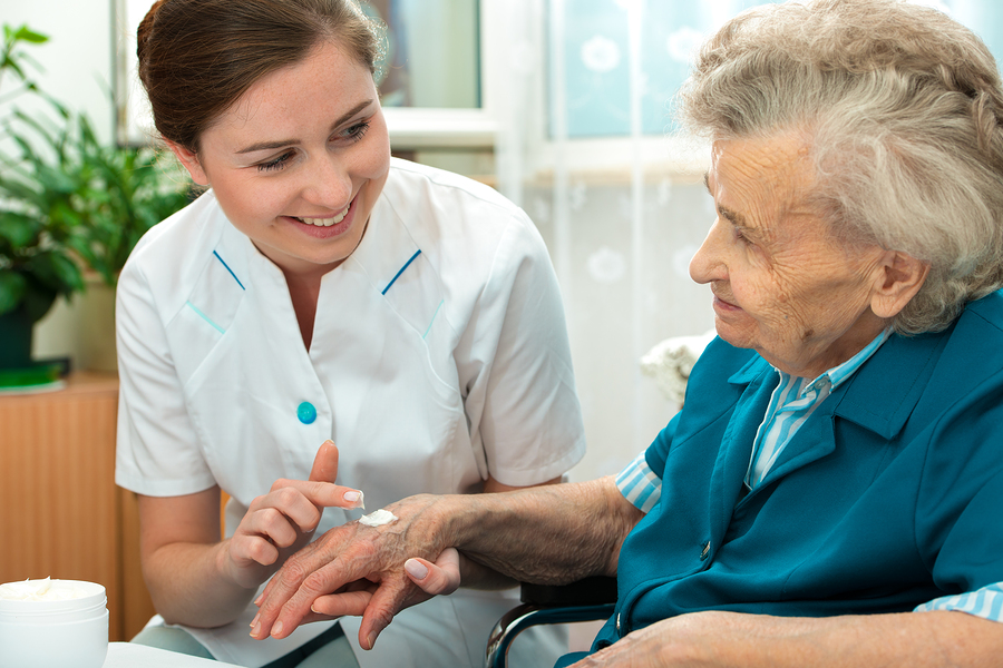Elder Care in Santa Cruz CA: Skin Health