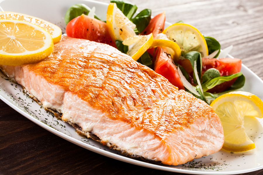 Senior Care in Aptos CA: A Pescatarian Diet