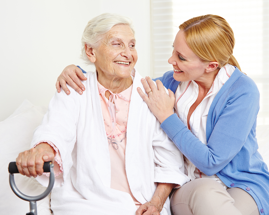 Elder Care in Atherton CA: Alzheimer's and Hospice Care