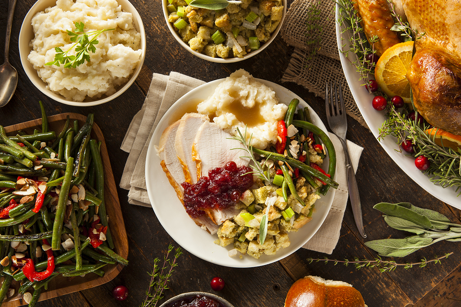 Home Care in Los Gatos CA: Thanksgiving Food Safety