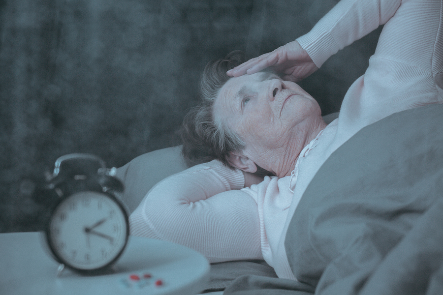 Home Care in Menlo Park CA: Reasons for Insomnia
