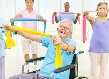 The Benefits of Exercise for your Senior